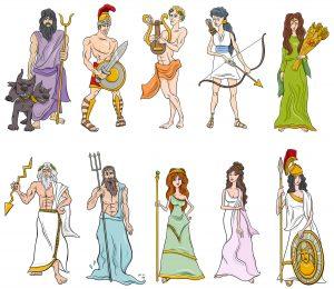 Mitos y leyendas de la Antigua Grecia. Familias con niños. @ MUSEO ARQUEOLOGICO NACIONAL | Madrid | España
