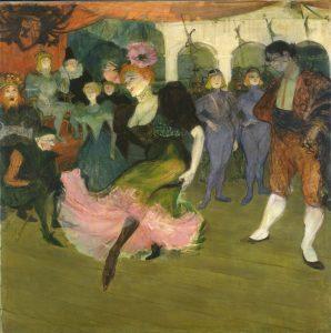 Toulouse-Lautrec y los placeres de la belle époque @ Fundación Canal | Madrid | Comunidad de Madrid | España