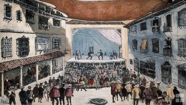 Lope y el teatro del Siglo de Oro (del 22 de noviembre al 17 de marzo de 2019)