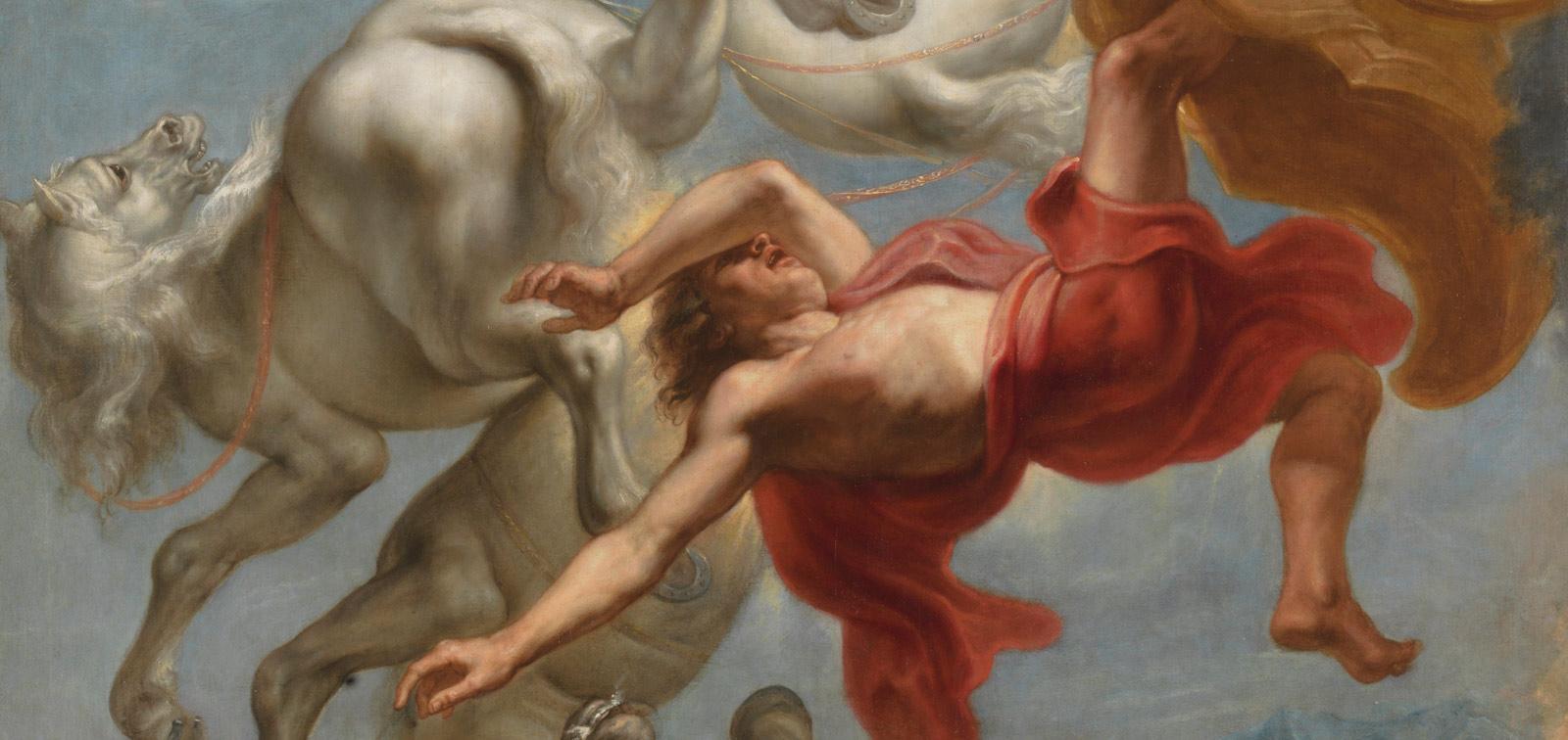MITOLOGÍA EL MUSEO DEL PRADO. Primera visita: Los amores de Zeus